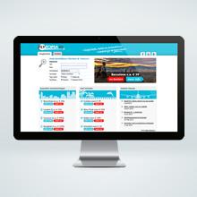 Vliegtickets website Flytopia